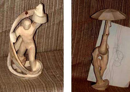 nude debela ebanovina